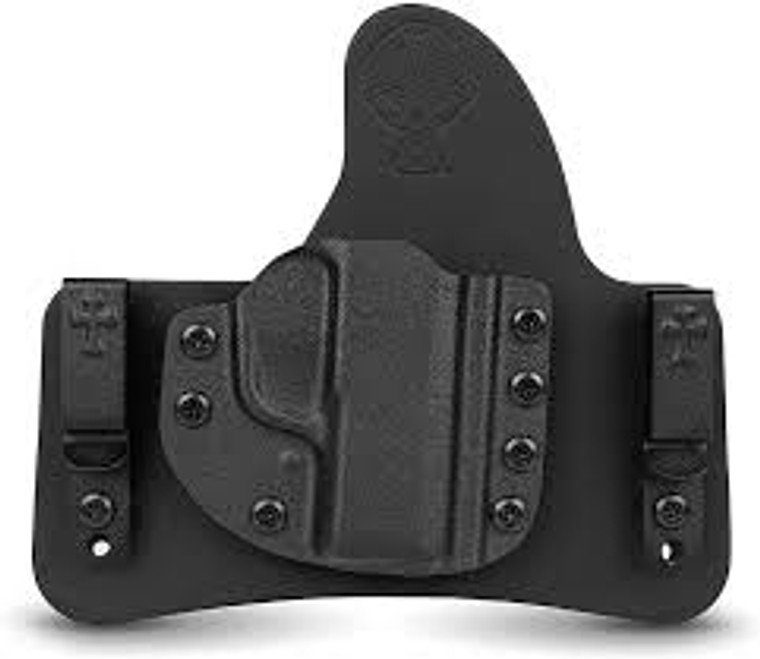 Style - Crossbreed Hybrid MT2 Trigger Style - Trigger Guard Attachment Style - Steel Clip  Material - Kydex & Leather Wear Style - Inside the waistband