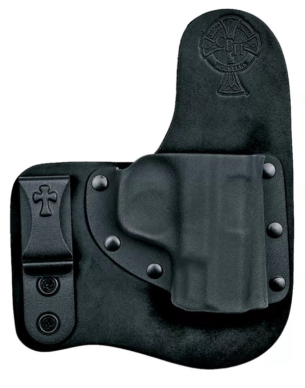 Style - Freedom Carry IWB Holster Trigger Style - Trigger Guard Attachment Style - Steel Clip  Material - Kydex & Leather Wear Style - Inside the waistband