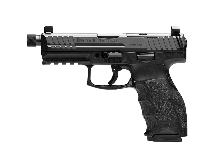 H&K - VP9 Tactical OR 3 - 17 Round magazines