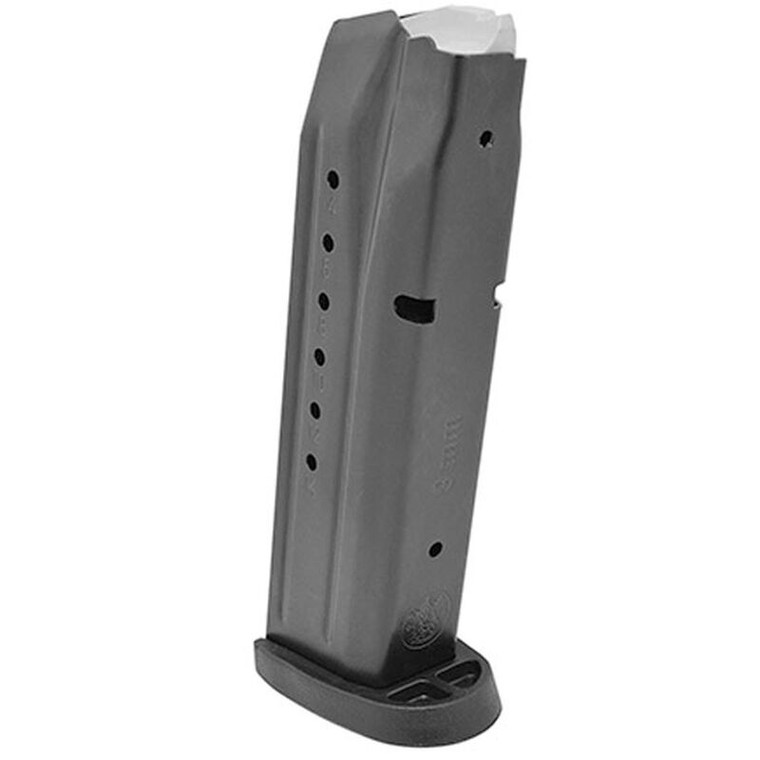 Smith & Wesson - M&P 9mm Luger 15rd Black Magazine - 3000247, 022188866018