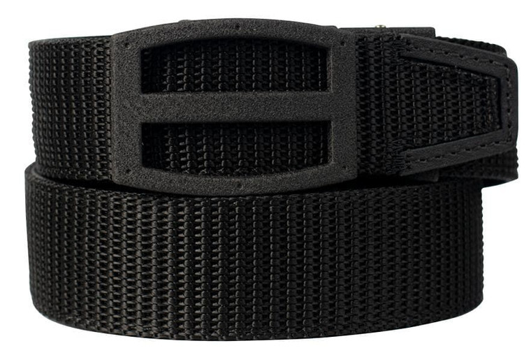 "Nexbelt - Titan EDC Precise Fit Gun Belt - 1.5"" Width - Black, 811685022672"