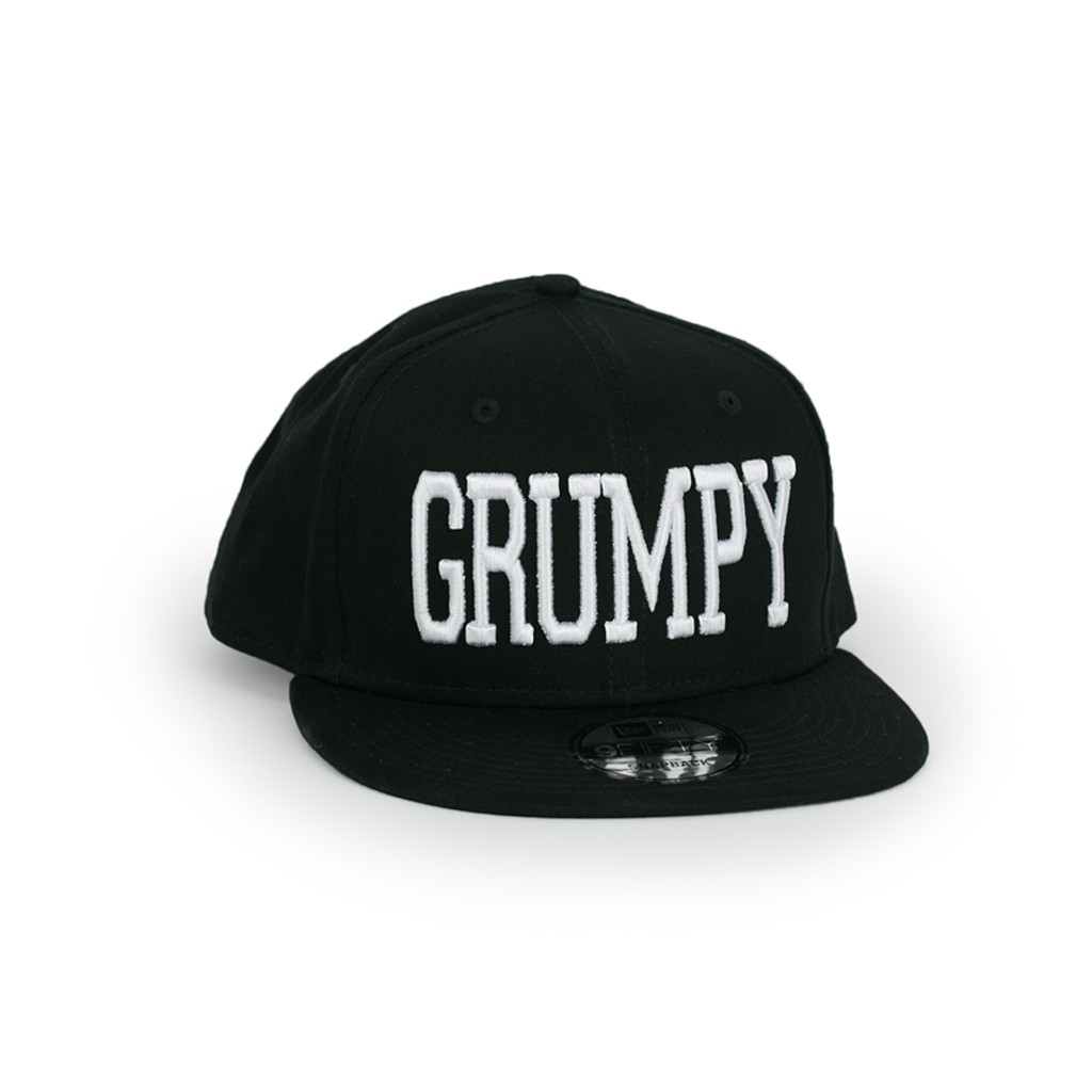 Grumpy Cap
