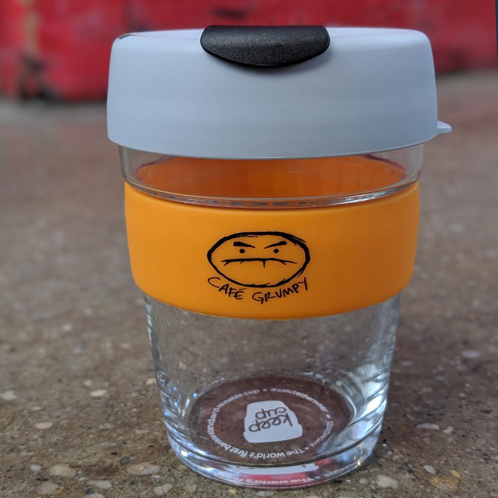 Grumpy Keep Cup