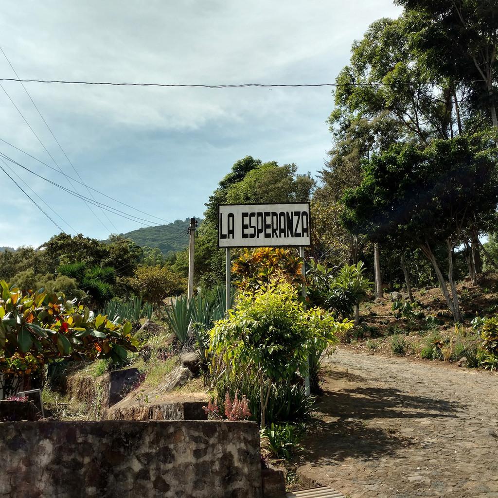 Tablon La Cima (La Esperanza)