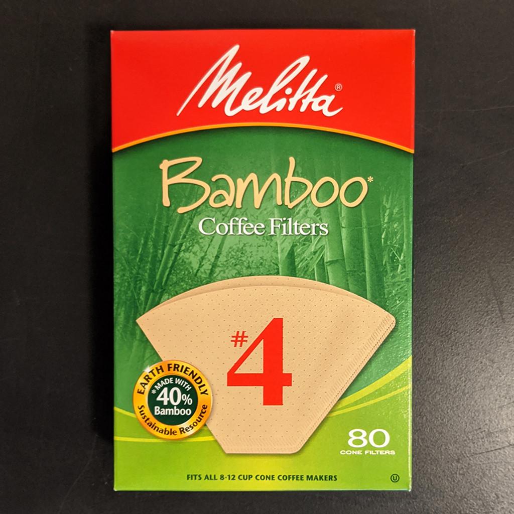 Melitta Filter (#4 Bamboo)