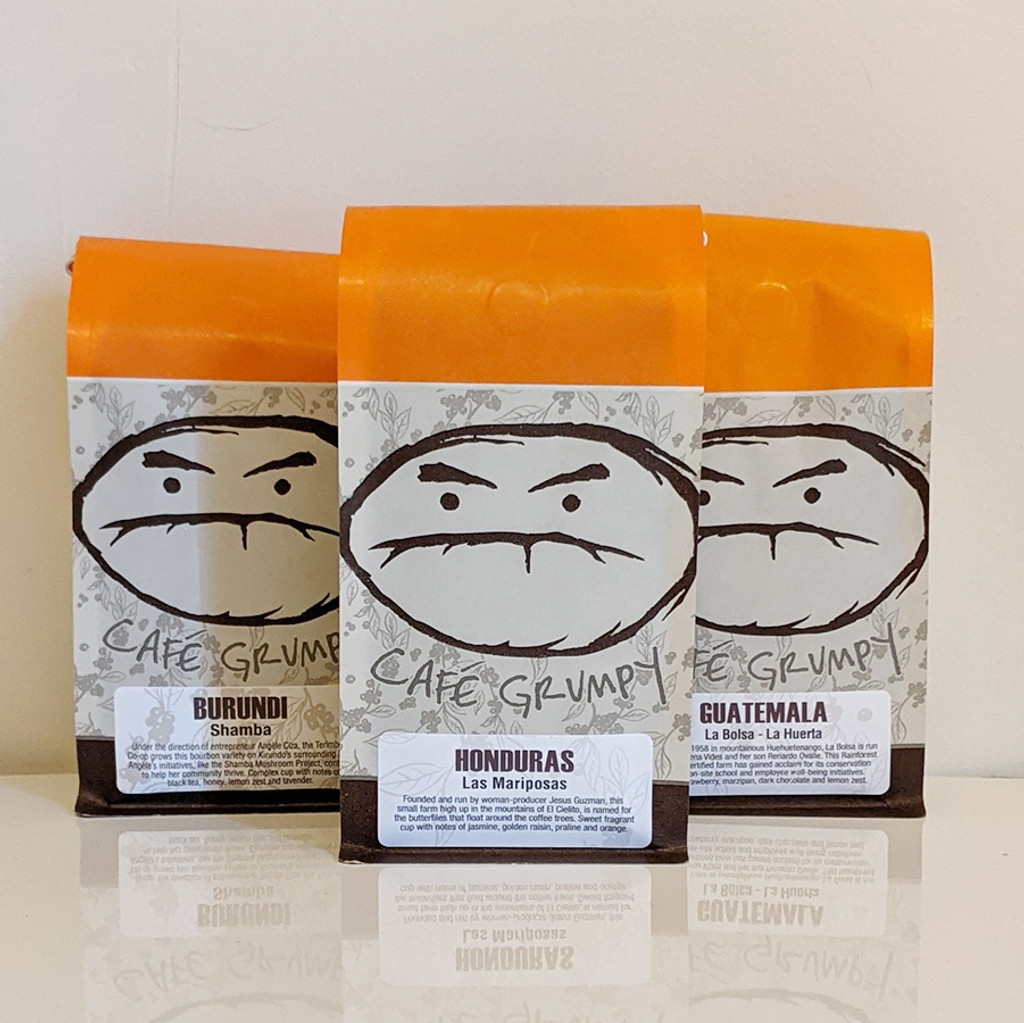 Women Producers Coffee Trio