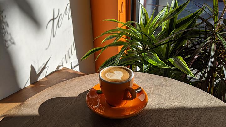 Cafe Grumpy Cappuccino