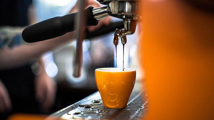 Cafe Grumpy Espresso Machine