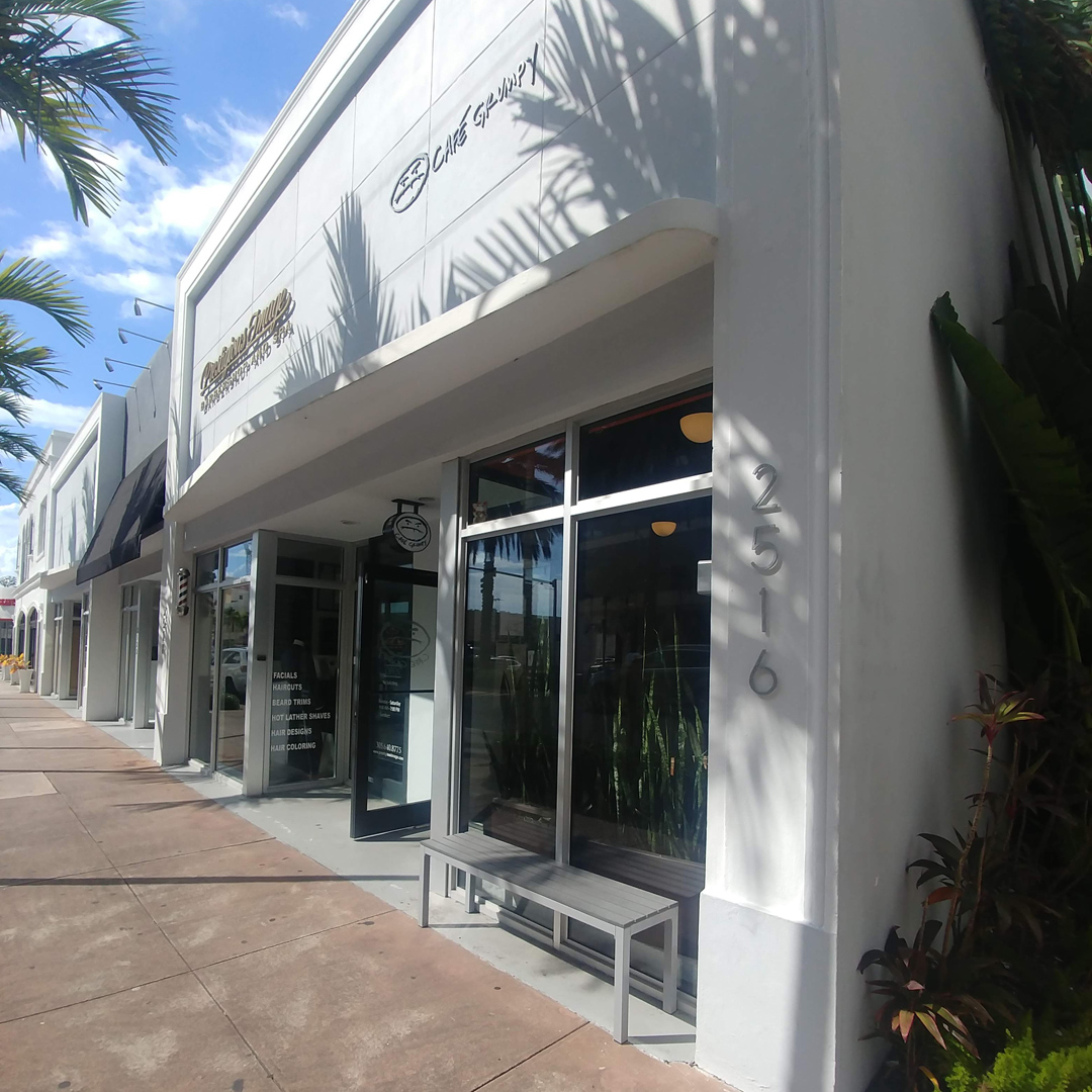 cafe grumpy coral gables storefront photo