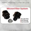 Garrett Nano Filtered Turbo Oil Supply Line