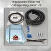 Turbo Dodge External Voltage Regulator Kit
