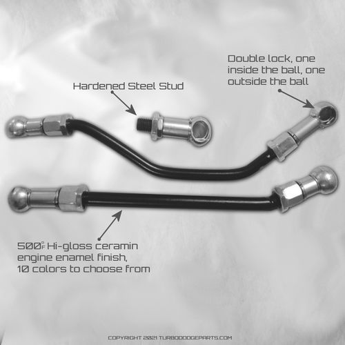 SHIFT RODS 1 - QUICK-FIT