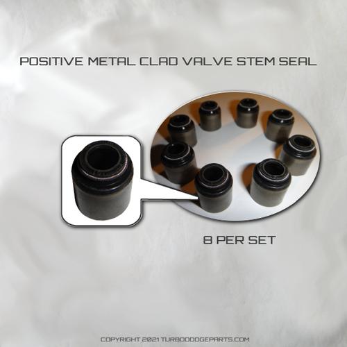 turbo Dodge parts positive clad valve stem seal