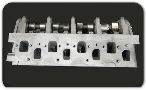 Chrysler 2.2 2.5 Rebuilt Cylinder Head Bathtub G-Head