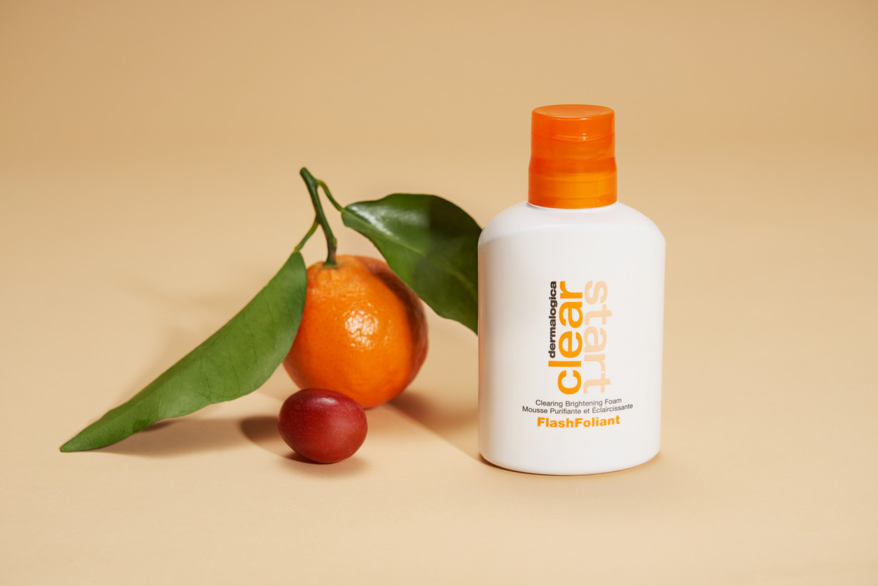 Clear and Glow with Clear Start FlashFoliant