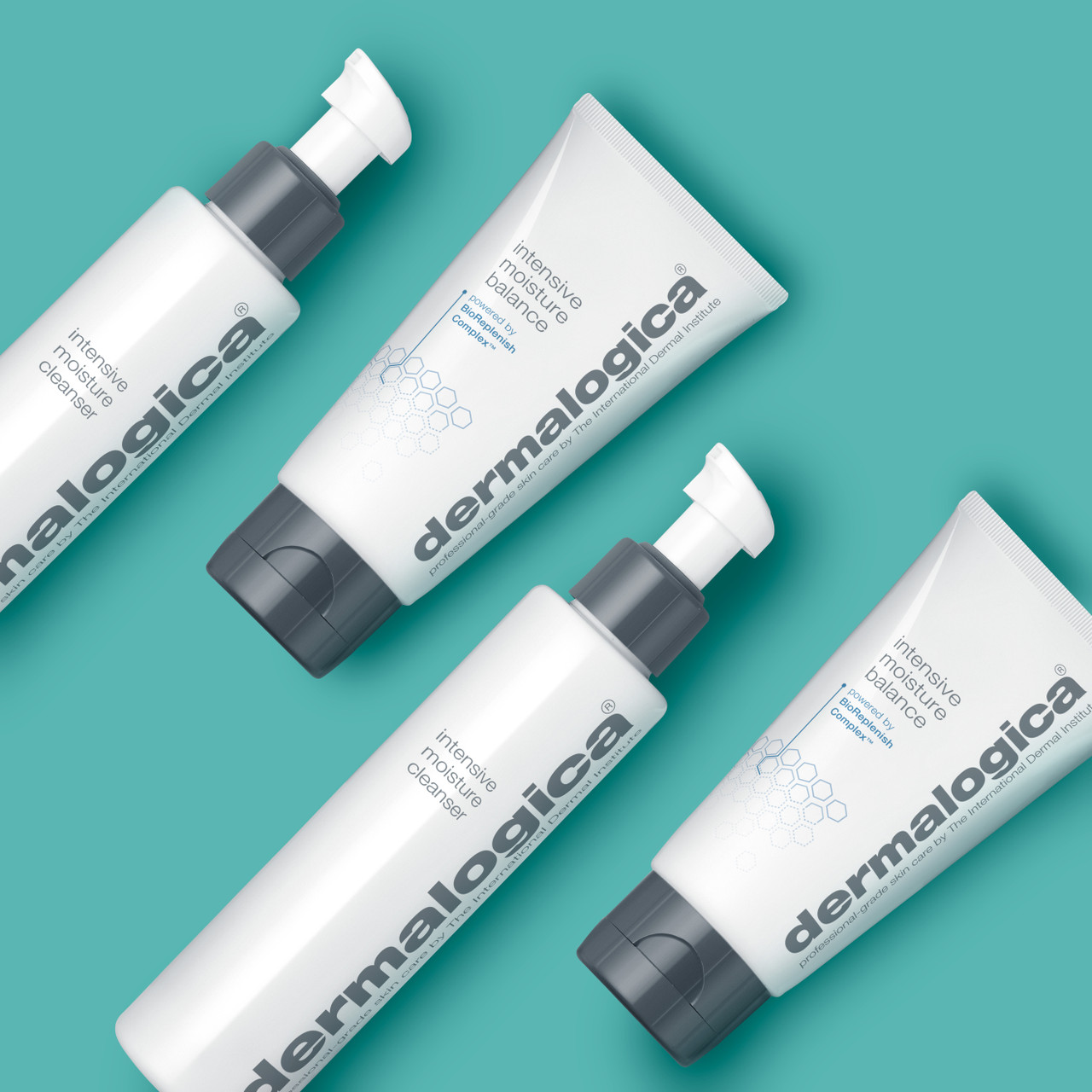 NEW! dermalogica intensive moisture products