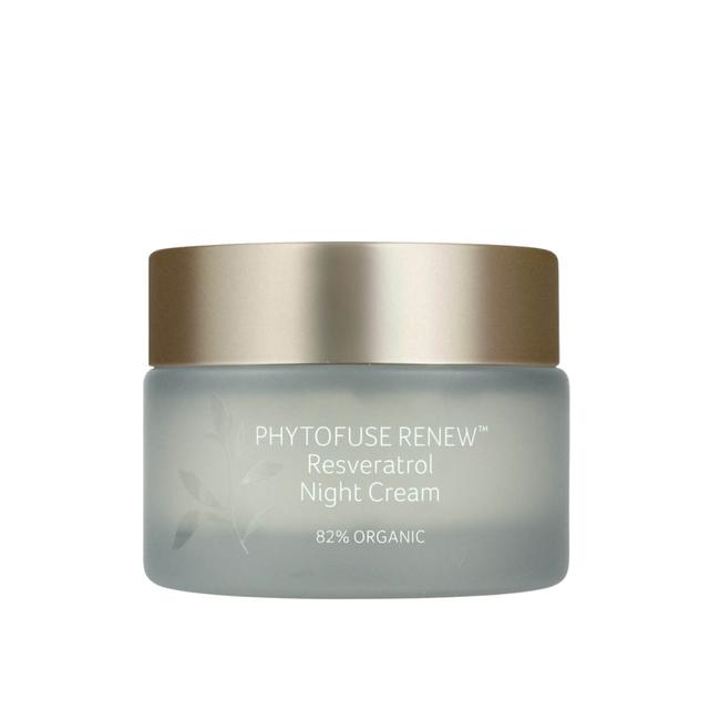 INIKA Phytofuse Renew Resveratrol Night Cream 50ml