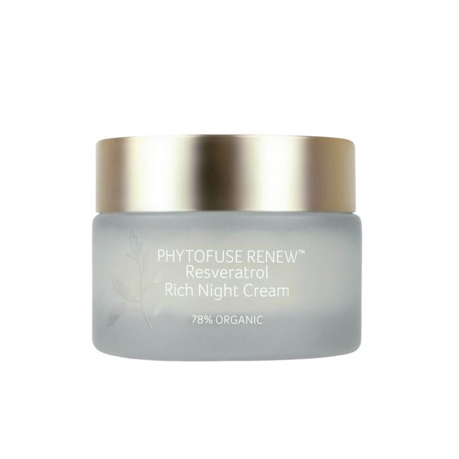 INIKA Phytofuse Renew Resveratrol Rich Night Cream 50ml