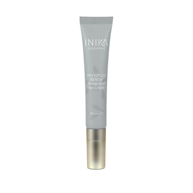 INIKA Phytofuse Renew Resveratrol Eye Cream 15ml