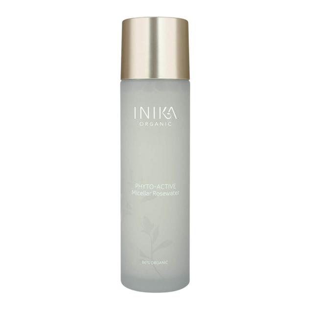 INIKA Phyto-Active Micellar Rosewater 120ml
