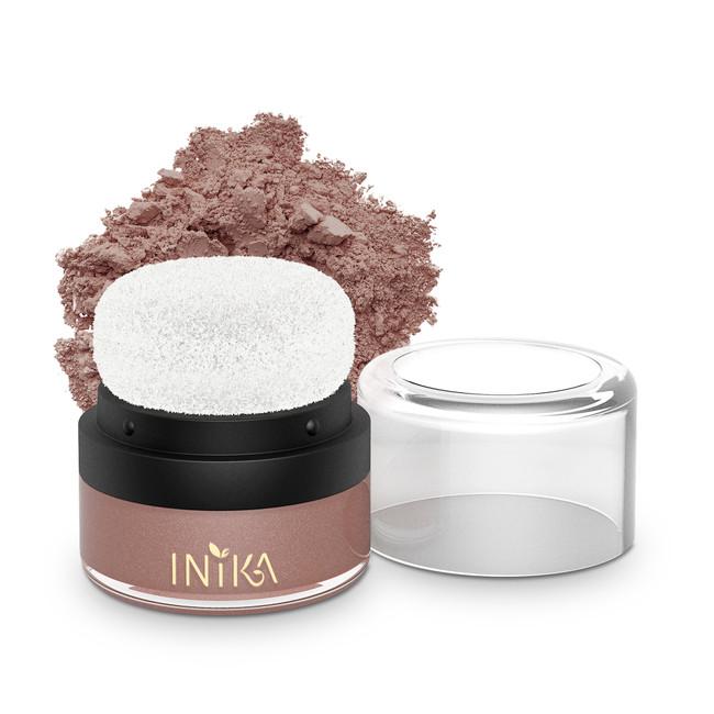 INIKA Mineral Blush Puff Pot - Rosy Glow 3g