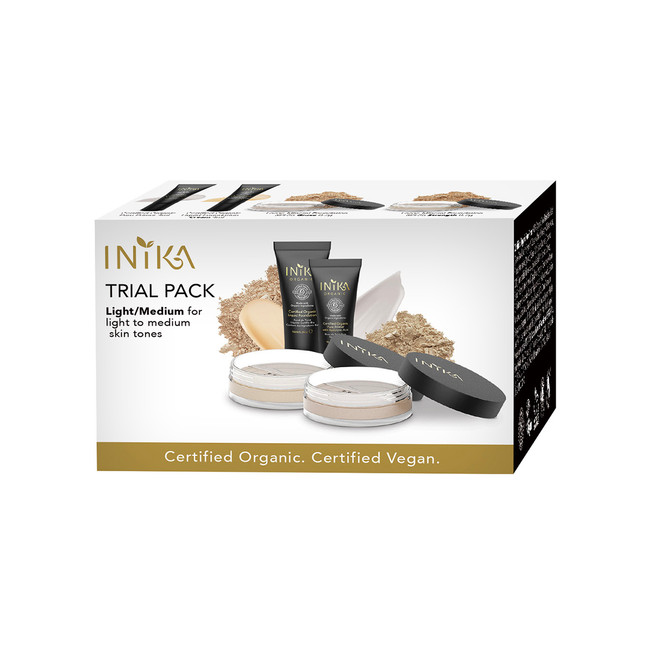 INIKA Trial Pack - Boxed