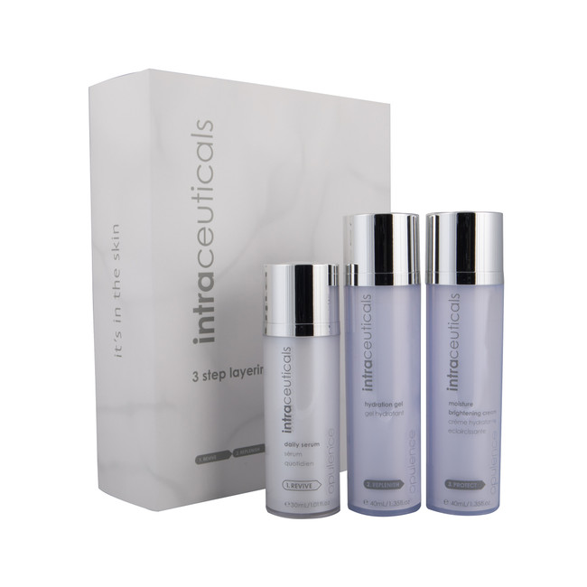 intraceuticals Opulence 3 Step Layering Set