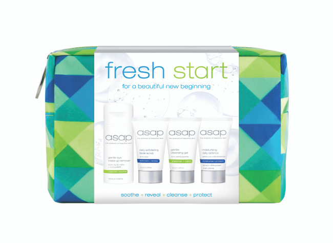 asap Fresh Start Skin Set