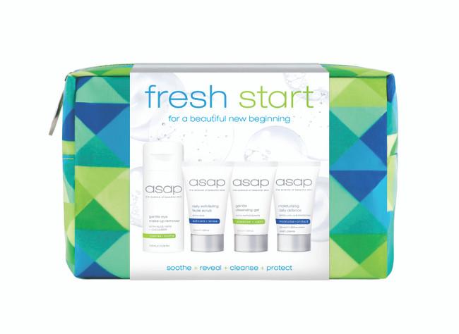 ASAP Fresh Start Skin Set