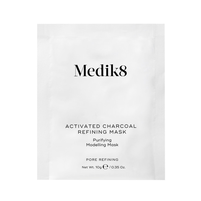 Medik8 Activated Charcoal Refining Mask 5 Sachets