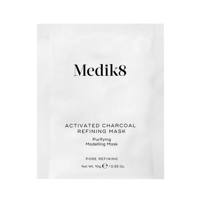 Medik8 Activated Charcoal Refining Mask 5pk