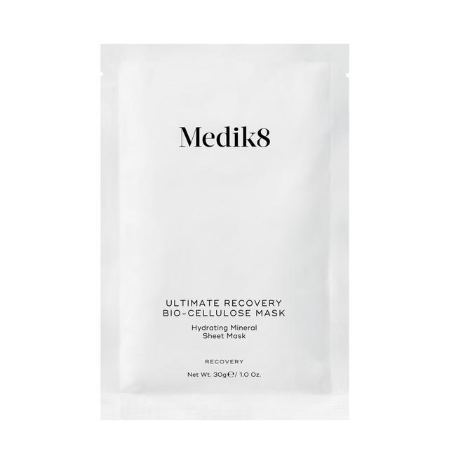 Medik8 Ultimate Recovery Bio Cellulose Mask 6pk