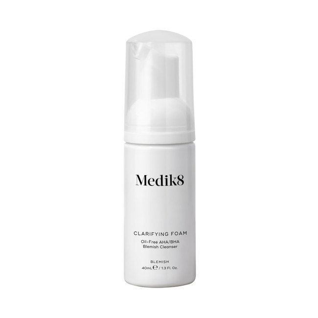 Medik8 Clarifying Foam Travel Size 40ml