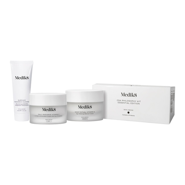 Medik8 CSA Philosophy Kit - Essential Edition