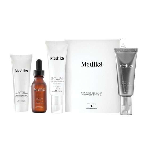 Medik8 CSA Philosophy Kit - Advanced Edition