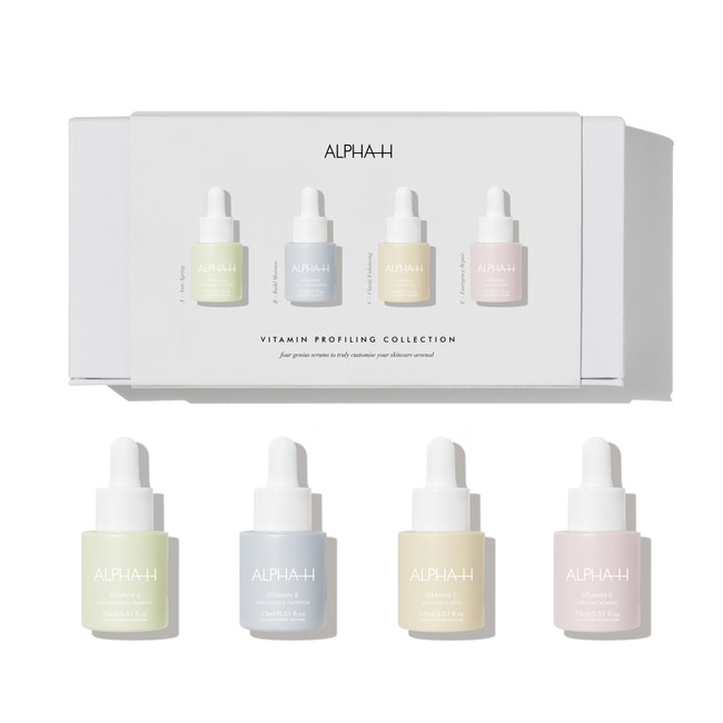 Alpha-H Vitamin Profiling Kit (new look)