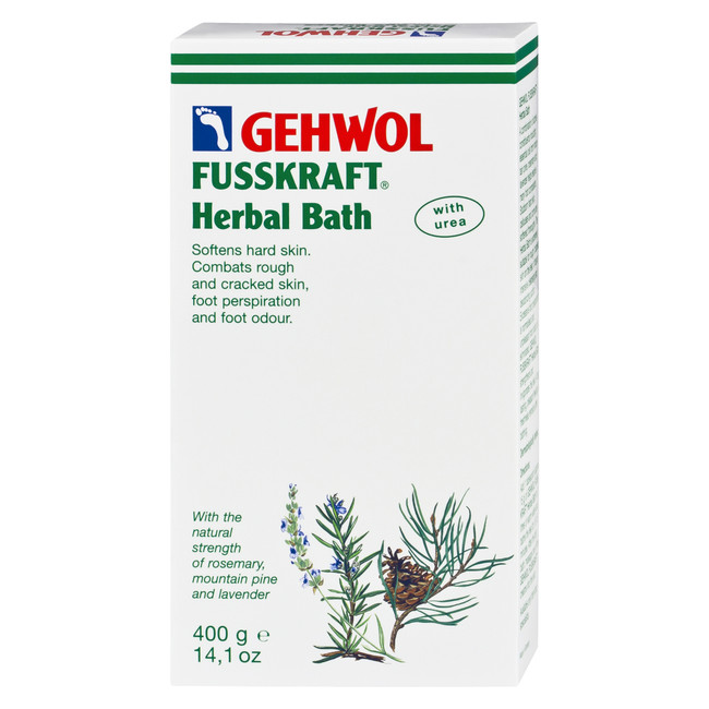 Gehwol Fusskraft Herbal Bath 400g