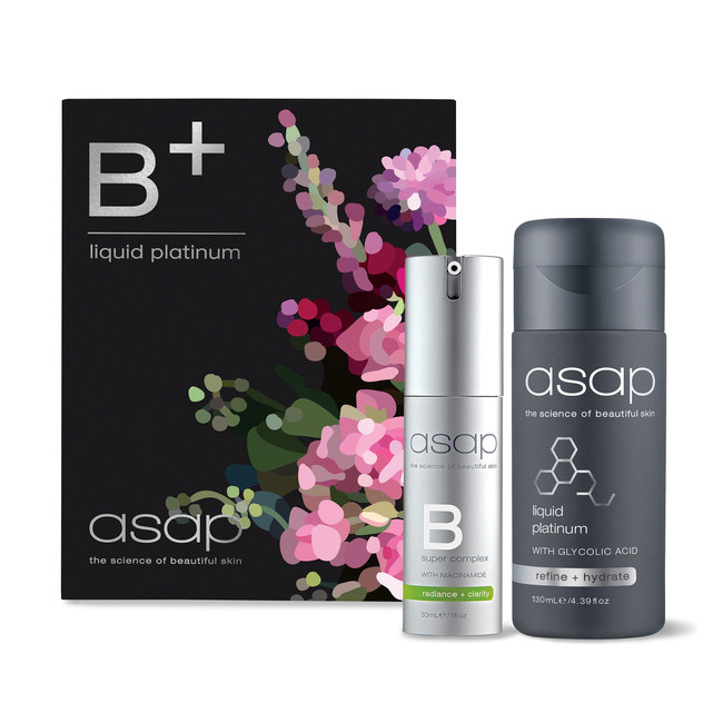 asap B + Liquid Platinum