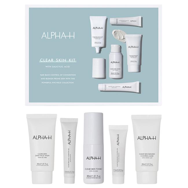 Alpha-H New Clear Skin Kit