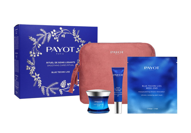 Payot Blue Techni Liss Christmas Set