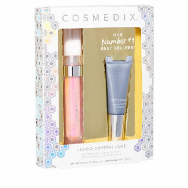 Cosmedix Liquid Crystal Luxe Kit