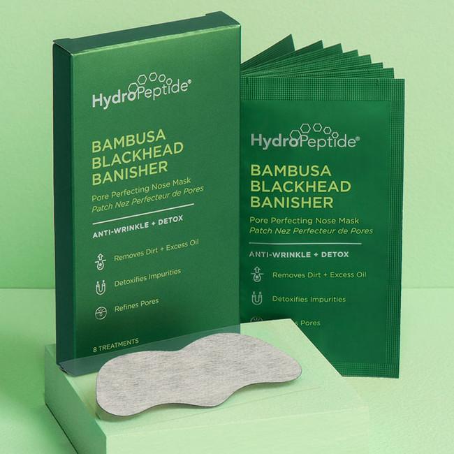 HydroPeptide Detox Bambusa Blackhead Banisher 8pk
