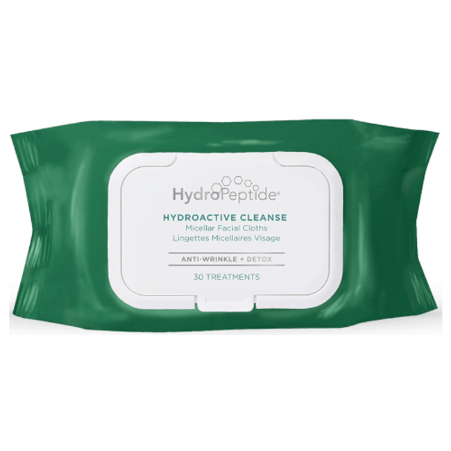 HydroPeptide HydroActive Cleanse 30pk