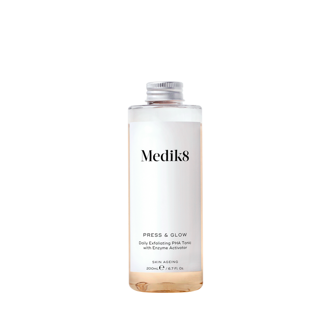 Medik8 Press & Glow Refill 200ml