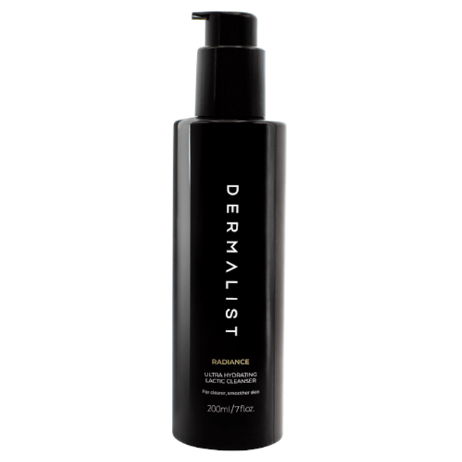 Dermalist Ultra Hydrating Lactic Cleanser 200ml