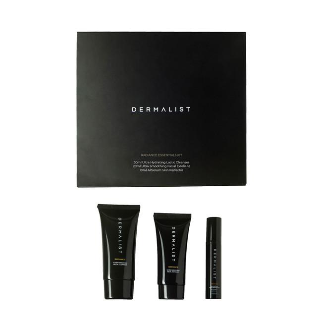 Dermalist Radiance Essentials Kit