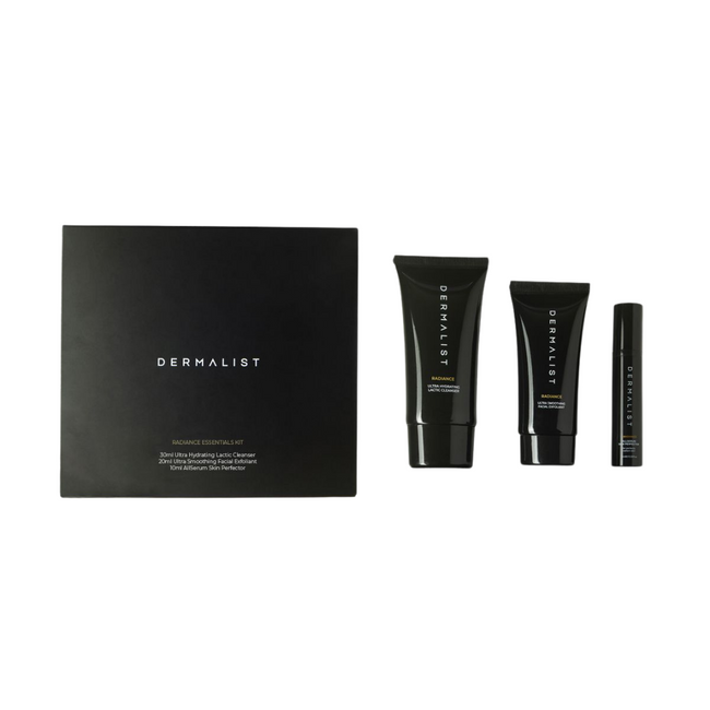 Dermalist The Radiance Collection Pack