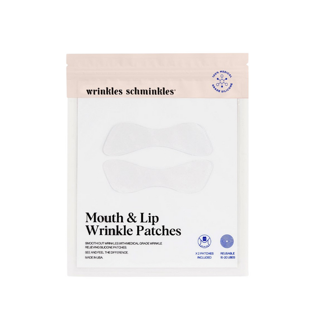 Wrinkles Schminkles Mouth & Lip Wrinkle Patches - 2 Patches