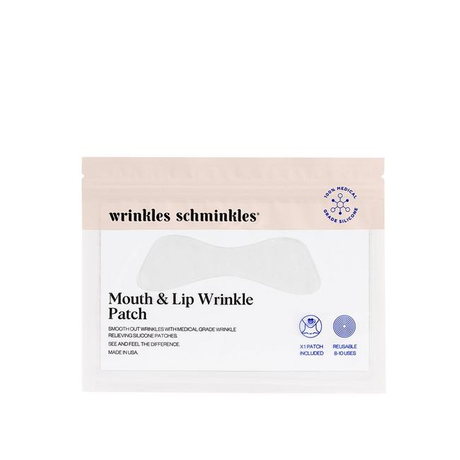 Wrinkles Schminkles Mouth & Lip Wrinkle Patch - 1 Patch