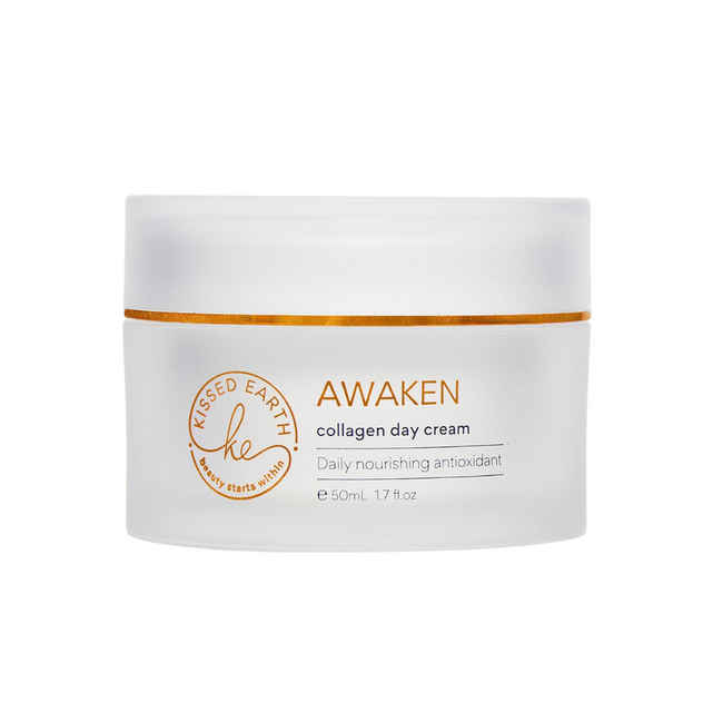 Kissed Earth Awaken Collagen Day Cream 50ml